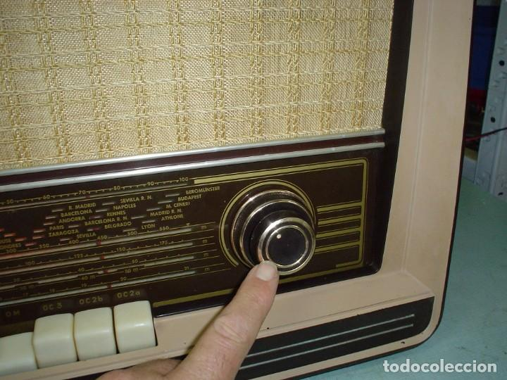 Radios de válvulas: RADIO A VALVULAS PHILIPS BE-562-A - Foto 7 - 81565164