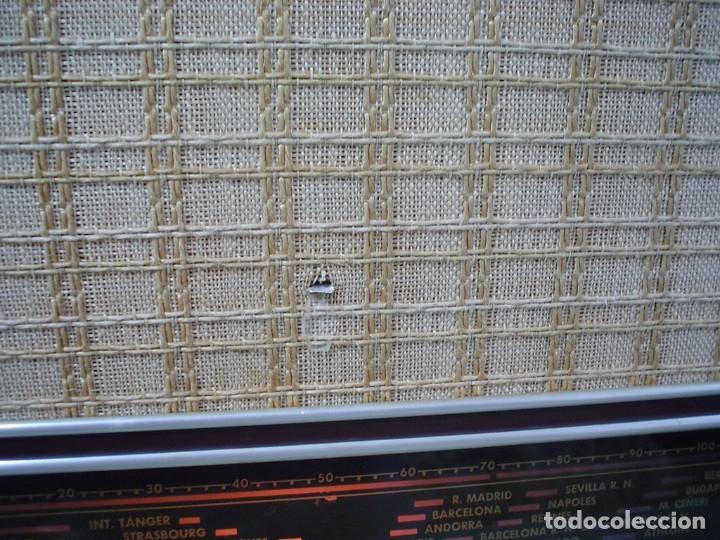 Radios de válvulas: RADIO A VALVULAS PHILIPS BE-562-A - Foto 8 - 81565164