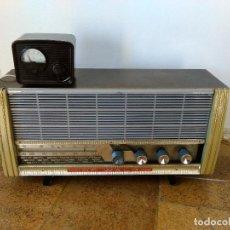 Radios de válvulas: RADIO DE WALD FUNCIONANDO. Lote 83376024