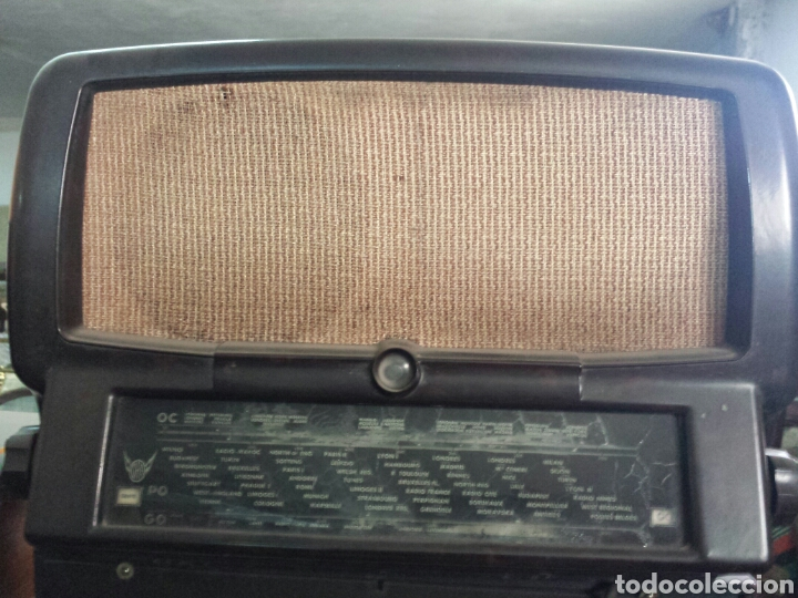 RADIO (Radios, Gramófonos, Grabadoras y Otros - Radios de Válvulas)
