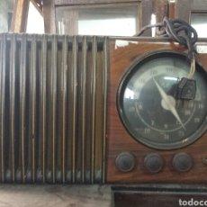 Radios de válvulas: RADIO. Lote 84284272