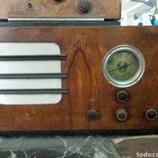 Radios de válvulas: RADIO. Lote 84284287