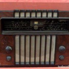 Radios de válvulas: RADIO A VALVULAS MARCONI M-49. FINALES DE LOS AÑOS 40. Lote 85045128