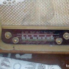 Radios de válvulas: RADIO ANTIGUA. Lote 85490980