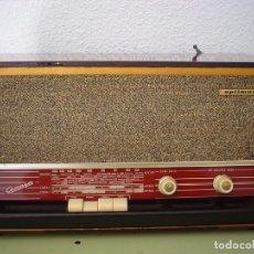 Radios de válvulas: RADIO A VALVULAS OPTIMUS MODELO AMAYA . Lote 85929572