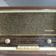 Radios de válvulas: RADIO OPTIMUS FABRICACIÓN ESPAÑOLA MODELO ANETO AÑOS 50. Lote 86618864