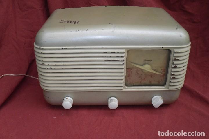RADIO INTER,BAQUELITA,FUNCIONANDO,AÑOS 40 segunda mano