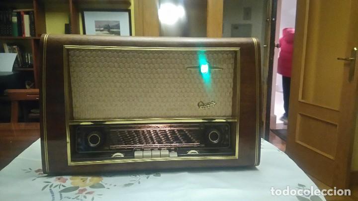 Radios de válvulas: radio a valvulas Graetz super 168w - Foto 2 - 87213648
