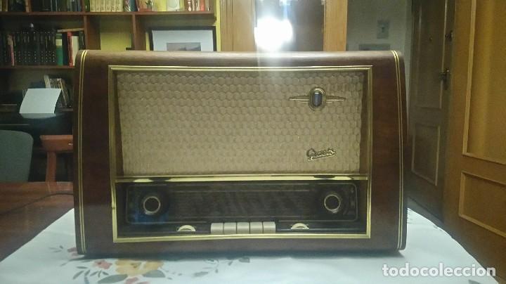 Radios de válvulas: radio a valvulas Graetz super 168w - Foto 3 - 87213648