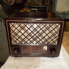 Radios de válvulas: RADIO TELEFUNKEN MOZART. Lote 87346300