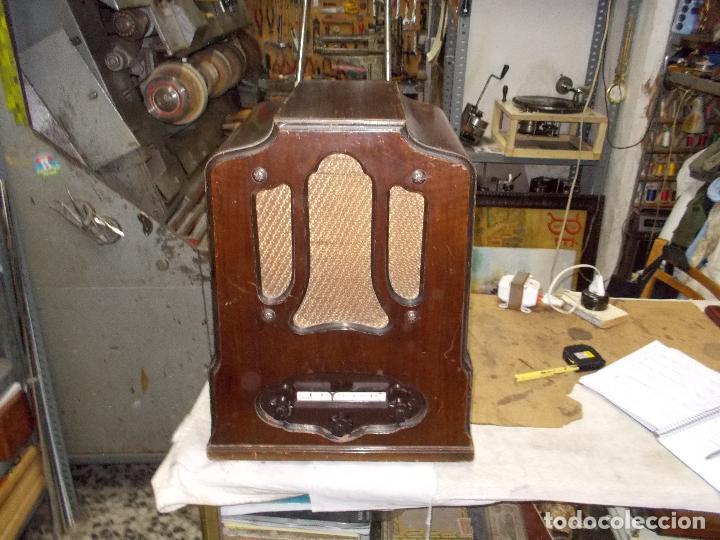 Radios de válvulas: Radio Columbia - Foto 2 - 88548476