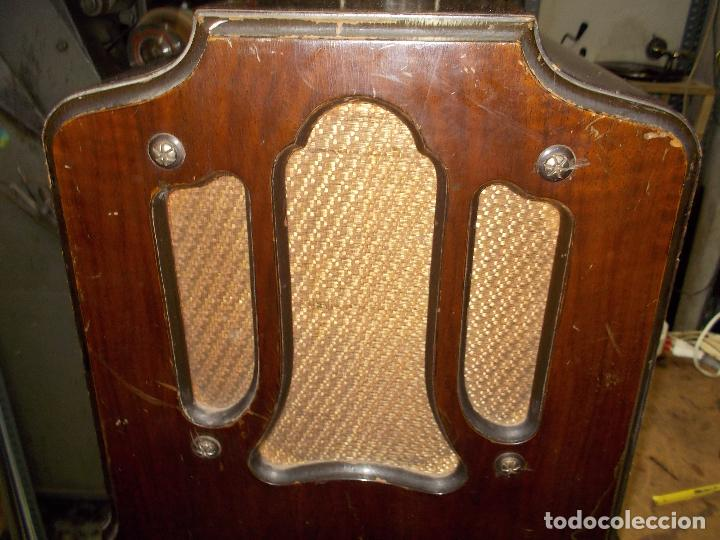 Radios de válvulas: Radio Columbia - Foto 3 - 88548476