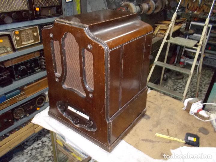 Radios de válvulas: Radio Columbia - Foto 5 - 88548476