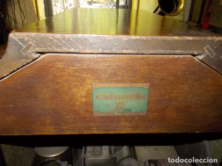 Radios de válvulas: Radio Columbia - Foto 14 - 88548476