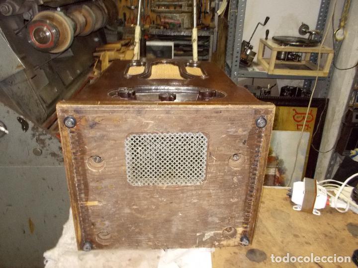 Radios de válvulas: Radio Columbia - Foto 15 - 88548476