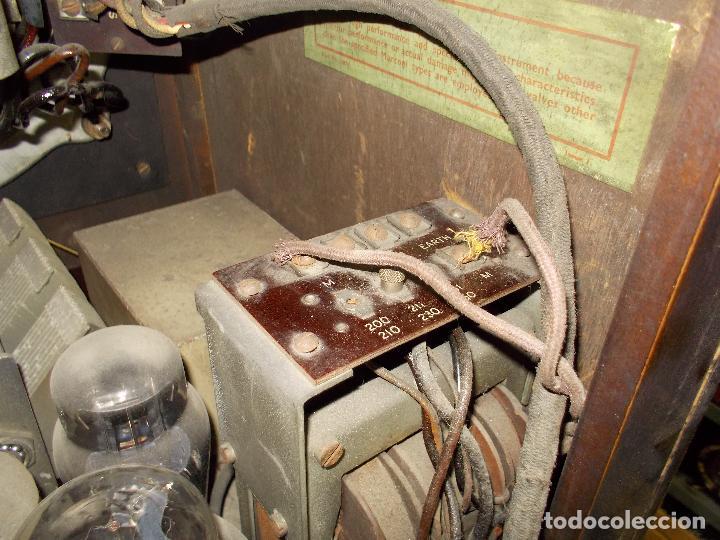Radios de válvulas: Radio Columbia - Foto 17 - 88548476