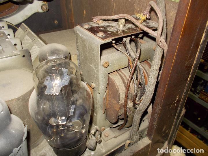 Radios de válvulas: Radio Columbia - Foto 18 - 88548476
