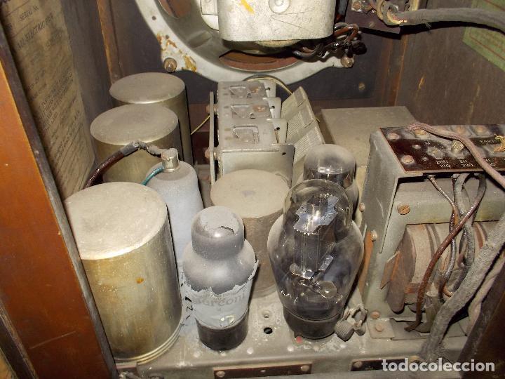 Radios de válvulas: Radio Columbia - Foto 19 - 88548476