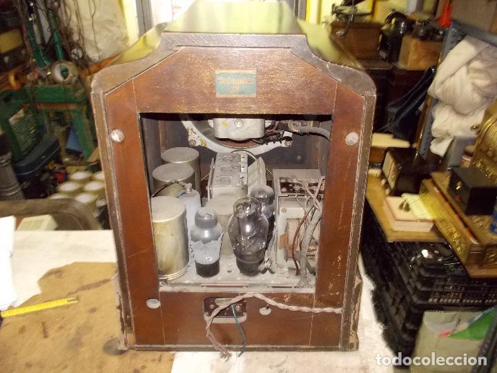 Radios de válvulas: Radio Columbia - Foto 24 - 88548476