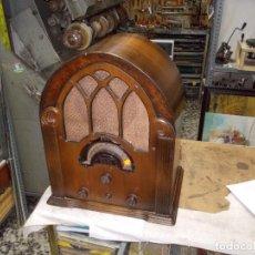 Radios de válvulas: RADIO CAPILLA PILOT. Lote 88565344