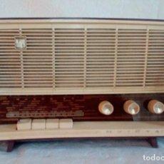 Radios de válvulas: RADIO INVICTA 6480 FM - 1964 ??.. Lote 90949315