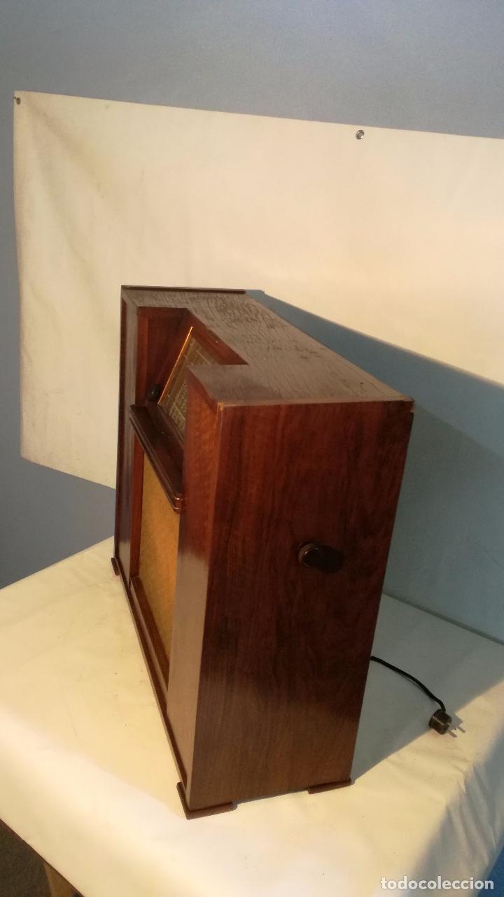 Radios de válvulas: radio grande WALDORP L R - Foto 2 - 91375205