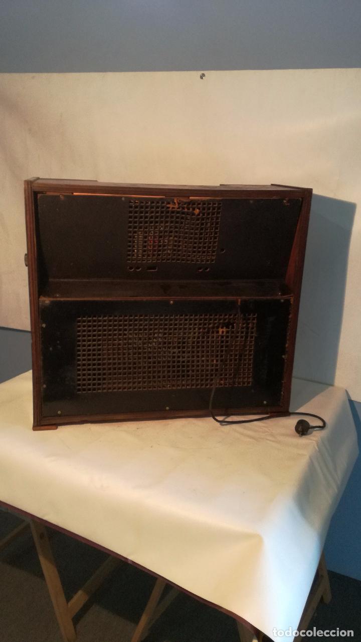 Radios de válvulas: radio grande WALDORP L R - Foto 4 - 91375205