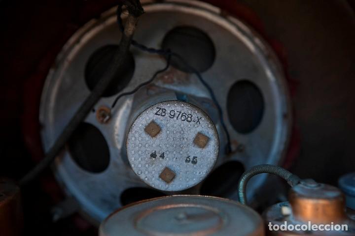 Radios de válvulas: ESPECTACULAR RADIO DE VÁLVULAS PHILIPS 834 AS, RADIO CAPILLA, FUNCIONANDO. AÑO 1933 - Foto 28 - 92455190