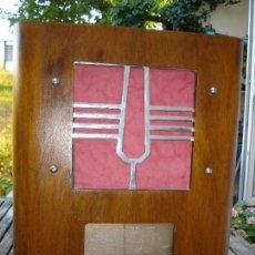 Radios de válvulas: BONITA RADIO ANOS TREINTA. Lote 93773455