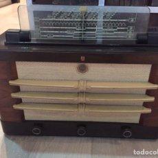 Radios de válvulas: RADIO PHILIPS MODELO 117-X. Lote 94495735