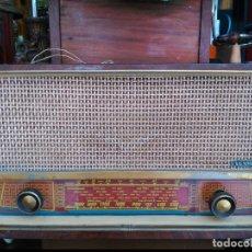 Radios de válvulas: ANTIGÜA RADIO DE VALVULAS MARCA VENMAR FUNCIONANDO. Lote 94811123
