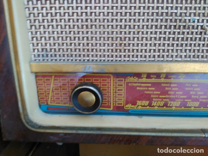 Radios de válvulas: ANTIGÜA RADIO DE VALVULAS MARCA VENMAR FUNCIONANDO - Foto 3 - 94811123