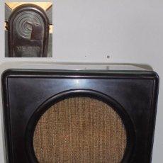 Radios de válvulas: RADIO DE VÁLVULAS KÖRTING VE 301W II GUERRA MUNDIAL (NAZI) ALEMANIA . Lote 95252179