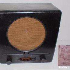 Radios de válvulas: RADIO DE VÁLVULAS KÖRTING VE 301W II GUERRA MUNDIAL (NAZI) ALEMANIA . Lote 95252843
