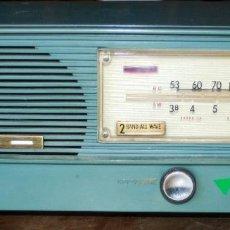 Radios de válvulas: ANTIGUA RADIO VALVULAS NIVICO DE FABRICACION JAPONESA ¡¡¡¡FUNCIONA!!!!.. Lote 95338547