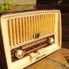Radios de válvulas: RADIO RECEPTOR MARCA IBERIA. Lote 95513155