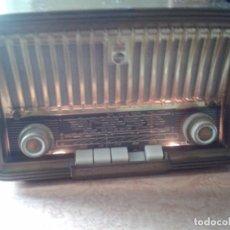 Radios de válvulas: RADIO ALEMÁN PHILIPS PHILETTA BD 254U A AÑOS 1962-63 FUNCIONANDO . Lote 95588015