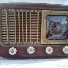 Radios de válvulas: ANTIGUA RADIO DE VALVULAS. Lote 95628707