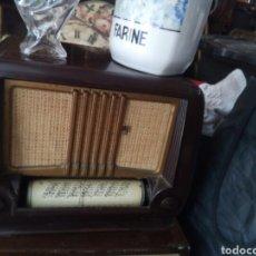 Radios de válvulas: RADIO DE VÁLVULAS. Lote 95639646
