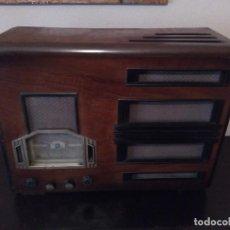 Radios de válvulas: RADIO ANTIGUA RADIOBELL. Lote 95662379