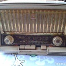 Radios de válvulas: RADIO ALEMÁN PHILIPS PHILETTA MOD. 283 FUNCIONA. Lote 95702007