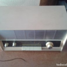 Radios de válvulas: RADIO ALEMÁN PHILIPS PHILETTA MOD 12 RB 263 1966-1967 FUNCIONANDO!!. Lote 95722191