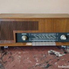 Radios de válvulas: RADIO ALEMANA GRAETZ KOMTESS AÑO 1965-66.. Lote 95833639
