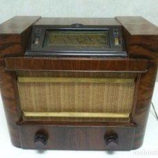 Radios de válvulas: RADIO PHILIPS 695 A 20 - FUNCIONANDO -VER VÍDEO. Lote 96261495