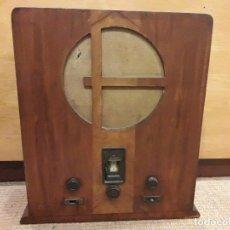 Radios de válvulas: RADIO ART DECO OWIN. Lote 96574751