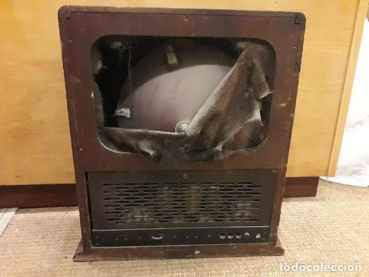 Radios de válvulas: RADIO ART DECO OWIN - Foto 2 - 96574751
