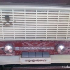 Radios de válvulas: RADIO IBERIA MOD AB-1053. Lote 97308599