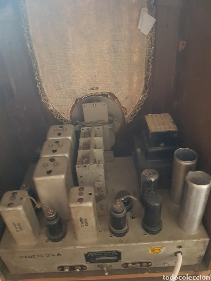 Radios de válvulas: Antigua radio de valvulas, STEWARD GARNER - Foto 10 - 60864181