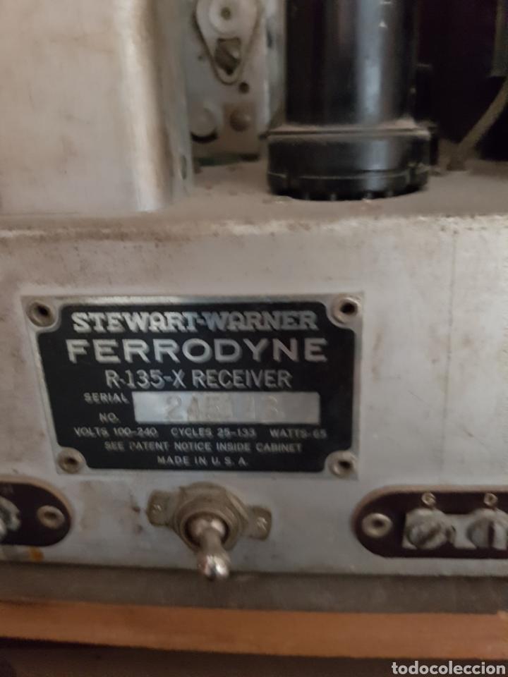 Radios de válvulas: Antigua radio de valvulas, STEWARD GARNER - Foto 12 - 60864181
