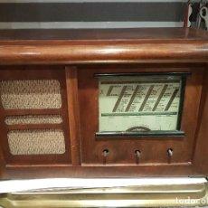 Radios de válvulas: ANTIGUA RADIO DE VALVULAS VER FOTOS. Lote 97519767